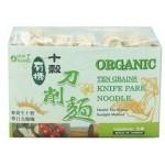 Plus Organic Organic Ten Grains Knife Pare Noodle