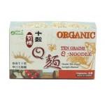 Plus Organic 有機十穀Q麵