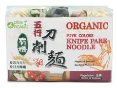 Plus Organic 有機五行刀削麵