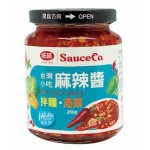 Sauce Co Hot Spicy Sauce