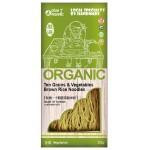 Plus Organic有機十穀蔬菜糙米粉 (4個裝)