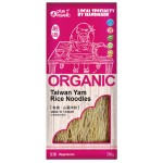 Plus Organic Organic Taiwan Yam Rice Noodles (4 pcs)